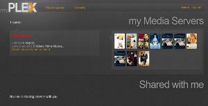 Plex Media Server screenshot